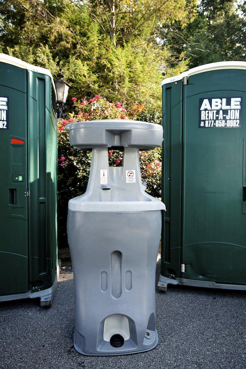 Handwashing Station 1